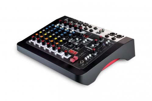Allen&Heath ZEDi 10FX mikser dźwięku z efektem, wbudowany 4-kanałowy interfejs audio USB