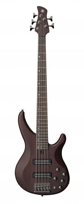 Yamaha TRBX 505 TBN gitara basowa, brązowa