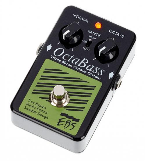 EBS OctaBass Studio Edition efekt do gitary basowej
