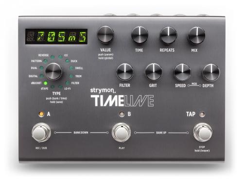 Strymon Timeline delay efekt do gitary elektrycznej