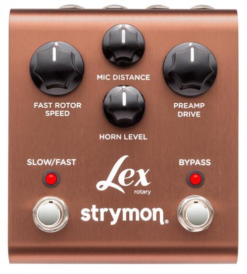 Strymon Lex rotary efekt do gitary elektrycznej