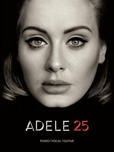 PWM Adele - 25 Album songbook (utwory na fortepian, wokal i gitarę)
