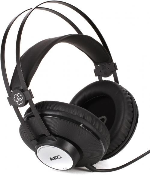 AKG K72 (32 Ohm) słuchawki zamknięte