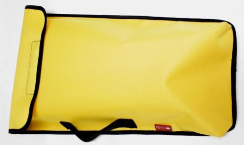 Belti PD46 Z8  pokrowiec na dzwonki chromatyczne, żółty