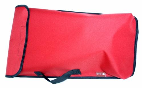 Belti PD46 Z4  pokrowiec na dzwonki chromatyczne, czerwony