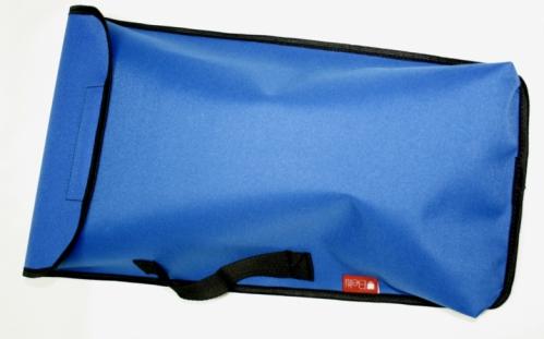 Belti PD46 Z5  pokrowiec na dzwonki chromatyczne, niebieski