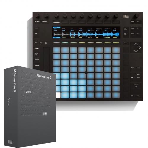 Ableton Push 2 + Live 9 Suite instrument / kontroler MIDI + oprogramowanie Live 9 Suite