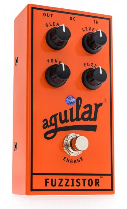 Aguilar Fuzzistor Bass Fuzz Pedal efekt do gitary basowej