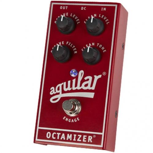Aguilar Octamizer Analog Octave efekt do gitary basowej