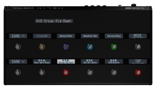 Line 6 Helix Control kontroler do procesora gitarowego