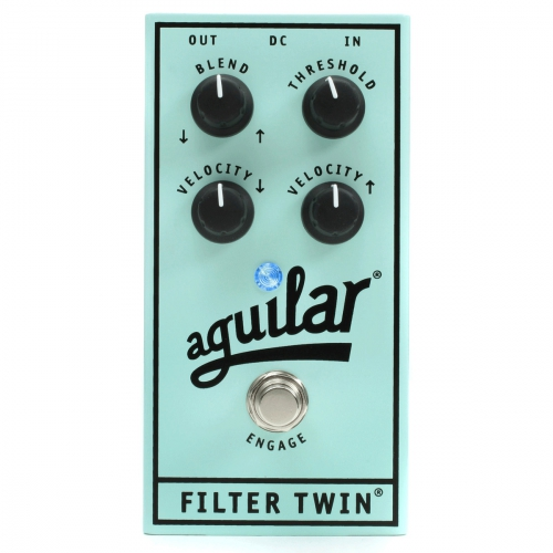Aguilar Filter Twin Dual Envelope efekt do gitary basowej