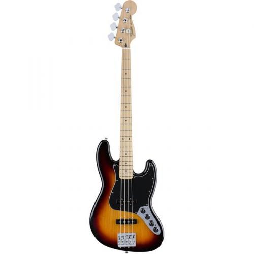 Fender Deluxe Active Jazz Bass 3TSB Tabacco Sunburst  gitara basowa