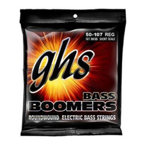 GHS ML3035 struny do gitary basowej 50-107