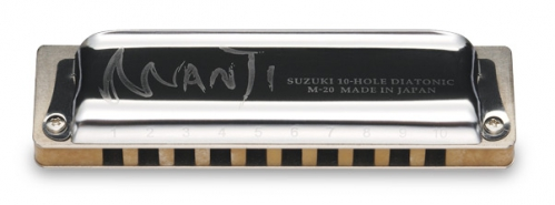 Suzuki M-20 G Manji  harmonijka ustna