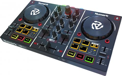 Numark PartyMIX kontroler USB