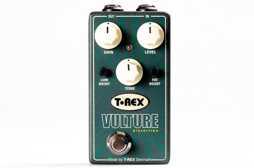 T-Rex Volture distortion efekt do gitary