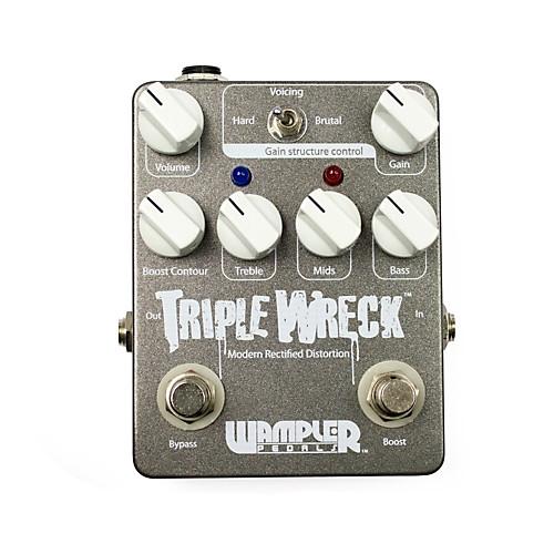 Wampler Triple Wreck efekt do gitary elektrycznej - WYPRZEDAŻ