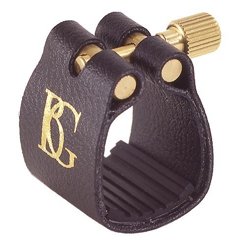 BG L13 Standard ligatura z ochraniaczem do saksofonu tenorowego