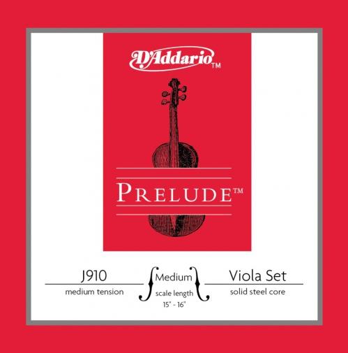 D'Addario Prelude J-910 MM struny do altówki