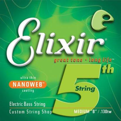 Elixir 15432 130 long scale TW struna do gitary basowej