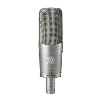 Audio Technica AT-4047MP mikrofon studyjny, koszyk, zmienna charakterystyka
