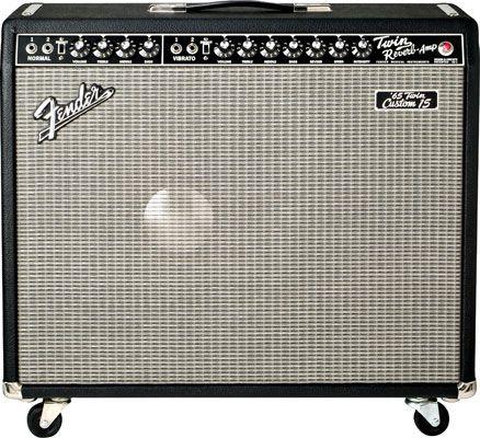 Fender 65 Twin Custom lampowy wzmacniacz gitarowy
