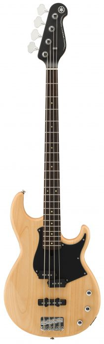 Yamaha BB 234 YNS gitara basowa, Yellow Natural Satin