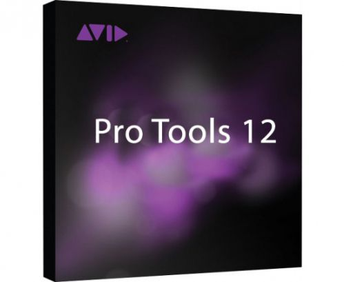 Avid Pro Tools 12 program komputerowy
