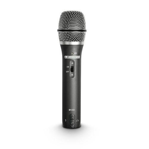 LD Systems D1 USB mikrofon USB