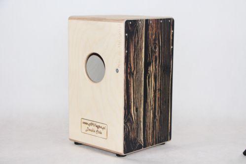 AW Cajon SP10B25DB Old Wood Cajon instrument perkusyjny