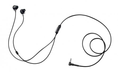 Marshall Mode Black - słuchawki douszne