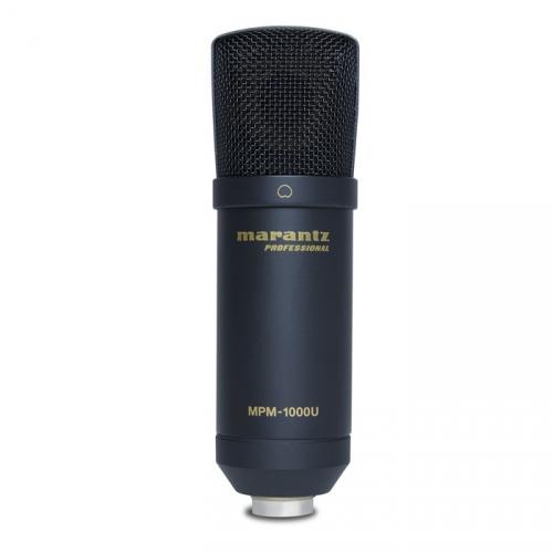 Marantz MPM-1000U mikrofon pojemnościowy USB