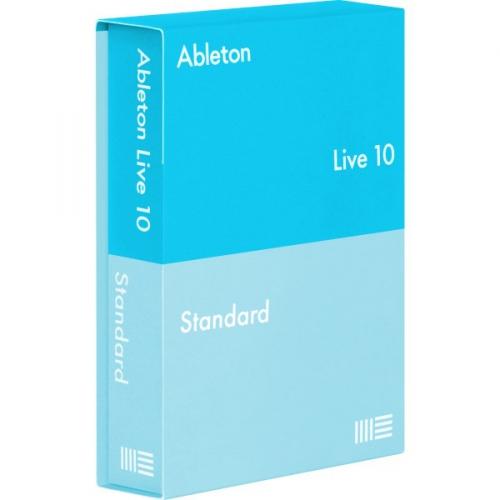 Ableton Live 10 Standard EDU program komputerowy (BOX), wersja edukacyjna