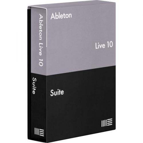 Ableton Live 10 Suite EDU program komputerowy (BOX), wersja edukacyjna