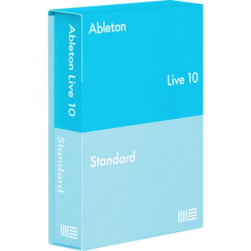 Ableton Live 10 Upgrade z Intro do Standard program komputerowy (BOX)