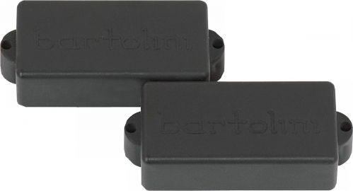 Bartolini 8S - P-Bass przetwornik, Split Coil, 4-String