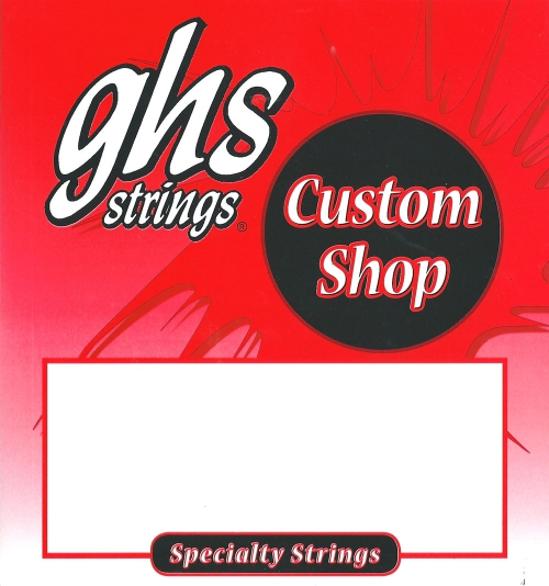 GHS Bassics struny do gitary basowej 5-str. Medium, .044-.130