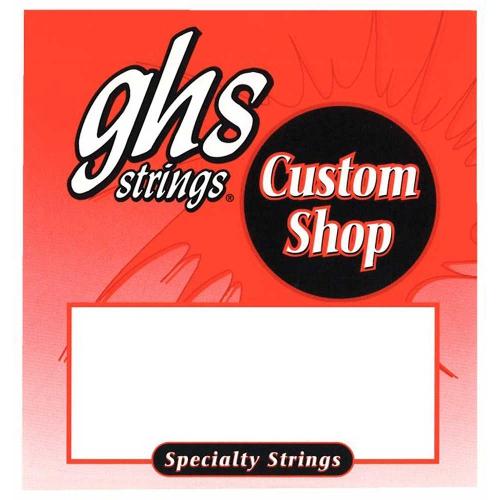 GHS Precision Flatwound struny do gitary basowej, 4-str. Medium, .045-.095
