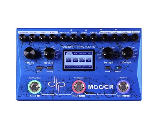 Mooer TDL 3 Ocean Machine efekt gitarowy