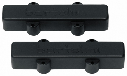 Bartolini 57CBJS L1/S1 - Jazz Bass przetwornik, Single Coil, 5-String, Set