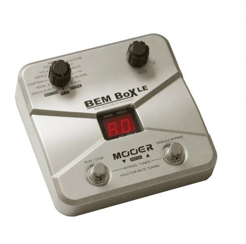 Mooer BEM Box LE Bass Guitar MultiFX Processor efekt do gitary basowej