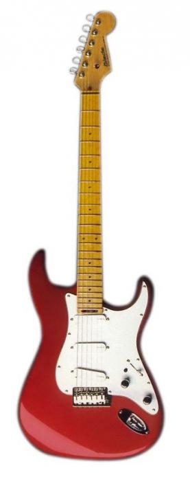 Blade Texsas Pro MC/CAR  gitara elektryczna