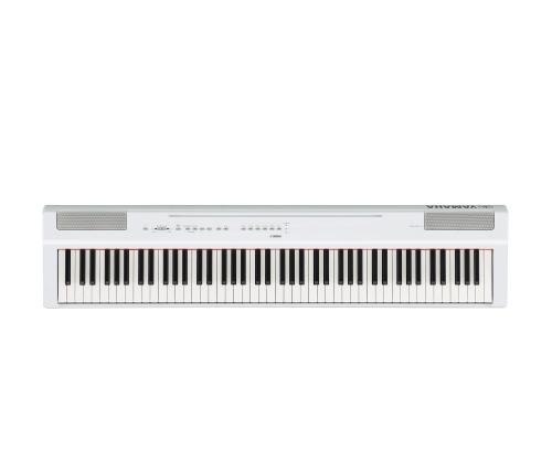 Yamaha P 125 WH pianino cyfrowe stage piano (białe)