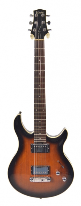 Blade Durango Deluxe DD1 RC/2TS - gitara elektryczna