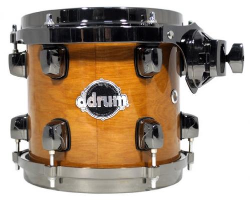 Ddrum S4 TT 7x8 Ash Walnut - tom 7″ x 8″ do zestawu Dominion