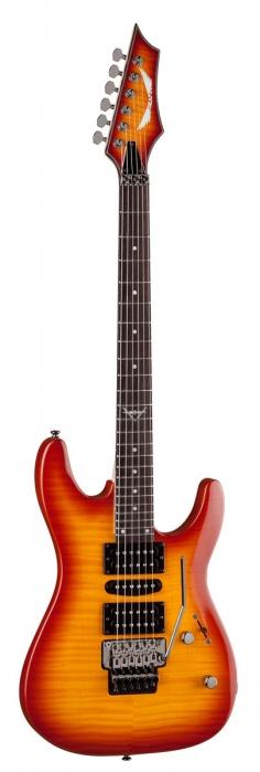 Dean Custom 380 Floyd TAB - gitara elektryczna