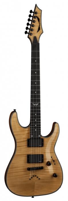 Dean C450 Flame Top EMG N - gitara elektryczna