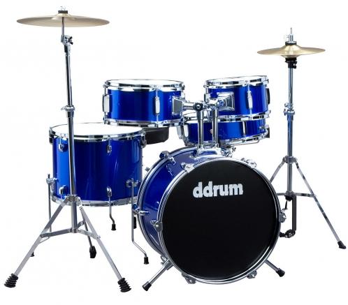 Ddrum D 1 PB - akustyczny zestaw perkusyjny