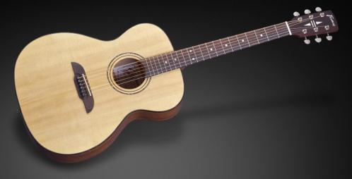 Framus FF 14 SV - Vintage Transparent High Polish Natural Tinted gitara akustyczna