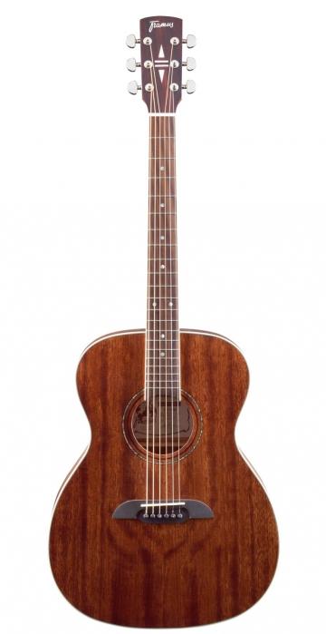 Framus FF 14 M - Mahogany Natural Transparent Satin gitara akustyczna